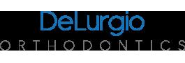delurgio blom orthodontics logo footer