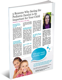 5 reasons why seeing the pediatric dentist is so important for your child