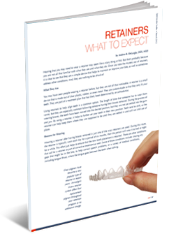 retainers what to expect after braces