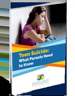 teen suicide what parents should know