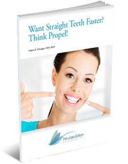 what straight teeth faster with propel